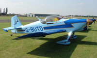G-BUTD @ EGSX - Participant in the 2008 RV Fly-in at North Weald Uk