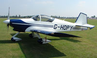 G-HOPY @ EGSX - Participant in the 2008 RV Fly-in at North Weald Uk