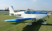 G-CDMF @ EGSX - Participant in the 2008 RV Fly-in at North Weald Uk