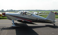 G-EERV @ EGSX - Participant in the 2008 RV Fly-in at North Weald Uk