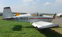 G-RVIX @ EGSX - Participant in the 2008 RV Fly-in at North Weald Uk