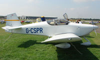 G-CSPR @ EGSX - Participant in the 2008 RV Fly-in at North Weald Uk