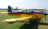 G-HUMH @ EGSX - Participant in the 2008 RV Fly-in at North Weald Uk