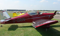 G-GRIN @ EGSX - Participant in the 2008 RV Fly-in at North Weald Uk