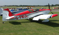 G-PWUL @ EGSX - Participant in the 2008 RV Fly-in at North Weald Uk