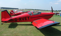 G-RVET @ EGSX - Participant in the 2008 RV Fly-in at North Weald Uk