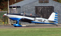 G-HILZ @ EGSX - Participant in the 2008 RV Fly-in at North Weald Uk