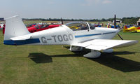 G-TOGO @ EGSX - Participant in the 2008 RV Fly-in at North Weald Uk