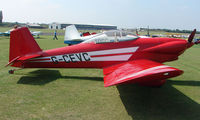 G-CEVC @ EGSX - Participant in the 2008 RV Fly-in at North Weald Uk