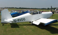 G-RVDG @ EGSX - Participant in the 2008 RV Fly-in at North Weald Uk