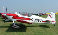 G-RIVT @ EGSX - Participant in the 2008 RV Fly-in at North Weald Uk