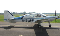 G-PUPP @ EGSX - 1973 Beagle at North Weald