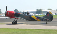 G-YAKK @ EGSX - Yak50 at North Weald