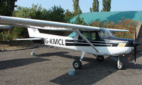 G-KMCL @ EGSX - Cessna at North Weald