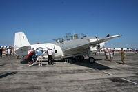 N9584Z @ YIP - Grumman TBM-3E Avenger