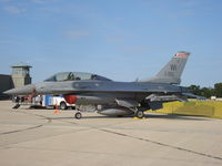 88-0150 @ KVOK - General Dynamics F-16D - by Mark Pasqualino