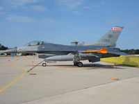 87-0262 @ KVOK - General Dynamics F-16C - by Mark Pasqualino