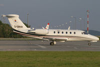 D-CRHR @ VIE - Euro Flight Service Cessna 650 Citation 3 - by Thomas Ramgraber-VAP