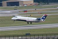 N451AW @ DTW - Air Wisconsin US Airways Express CRJ-200