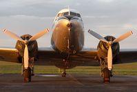 ZK-DAK @ NZAR - New Zealand - Air Force DC3 - by Andy Graf-VAP
