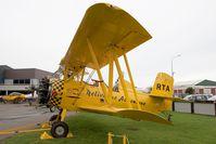 ZK-RTA @ NZTG - Grumman G-164 - by Andy Graf-VAP