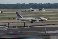 N521NK @ DTW - Spirit A319