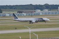 N588NK @ DTW - Spirit A321