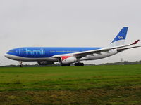G-WWBM @ EGCC - BMI - by Chris Hall