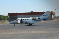 N108CJ @ SMF - 1995 Cessna 525 @ Sacramento Int'l Airport, CA - by Steve Nation