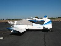 N1428Z @ EDU - 1976 Harmon RV-3 @ University Airport, Davis, CA - by Steve Nation