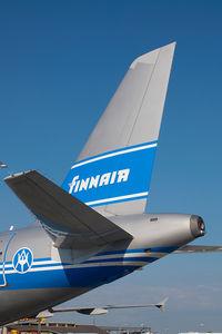 OH-LVE @ VIE - Finnair Airbus 319