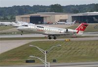 N830AY @ DTW - Pinnacle CRJ-440