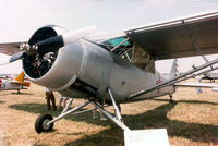 N63230 @ DTO - Stinson L-1 - this aircraft is now at the Weeks Museum, Fantasy of Flight
