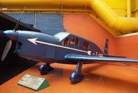 F-ANRO @ LFPB - musée de l'Air et de l'Espace - by passiondesavions