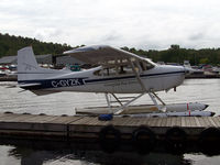 C-GYZK - Georgian Bay Airlines at Parry Sound Harbour - by Tomas Milosch