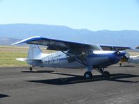 N2073U @ 1V6 - At Fremont County Airport - by Victor Agababov