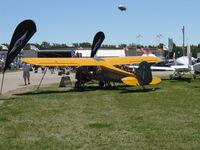 N1313V @ OSH - 2006 American Legend Aircraft AL11C-100 CUB, Continental O-200 100 Hp - by Doug Robertson