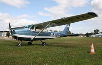 D-EFTD @ EDTF - Cessna F 172 H - by J. Thoma