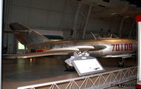 70109 @ IAD - Billed as a MiG-15, she's actually a Chinese version, the F-2 - by Paul Perry