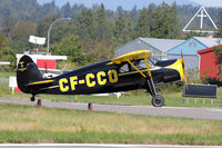 C-FCCO @ CYNJ - Fantastic aircraft - by Guy Pambrun