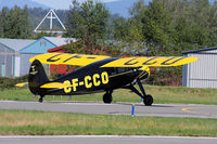 C-FCCO @ CYNJ - Ready to go............ - by Guy Pambrun