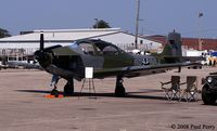 N132FW @ NKT - Open for viewing, Luftwaffe pilot maker - by Paul Perry