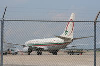 CN-RNQ @ MCO - Royal Air Maroc in Orlando as King of Morocco's mother was visiting
