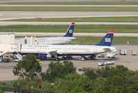 N193UW @ MCO - US Airways A321