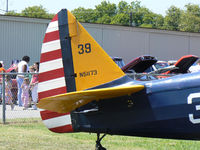 N51173 @ LNC - At the DFW CAF open house 2008 - Warbirds on Parade!