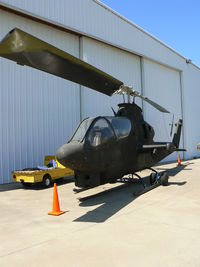 70-16088 @ LNC - AH-1 Cobra of the Cold War Aviation Museum At the DFW CAF open house 2008 - Warbirds on Parade! - by Zane Adams