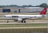 N305US @ DTW - Northwest A320
