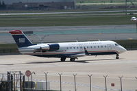 N404AW @ DTW - Air Wisconsin US Airways Express CRJ-200