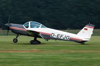 D-EFJG @ EBDT - old timer fly in 2008 - by Joop de Groot