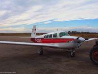 C-GZKQ @ CFV2 - Being Towed at Beiseker Airport, Beiseker Alberta Canada. - by Aaron Bjorndalen